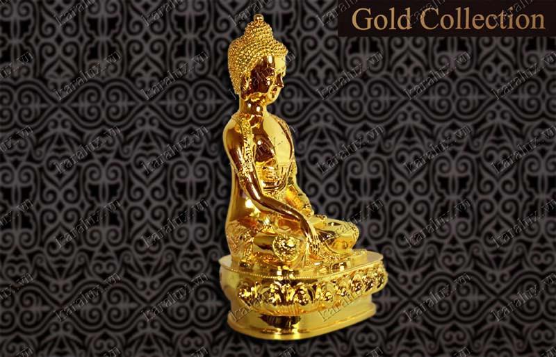 Tượng Phật Thích Ca mạ vàng