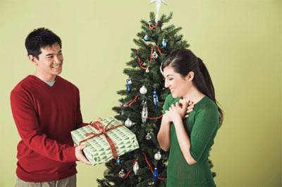 Quà tặng Noel cho bạn gái, Quà Giáng Sinh 2013, quà tặng mạ vàng 24k
