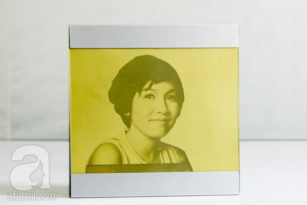 Ảnh chân dung mạ vàng 24k, Ma Vang Doc Dao 2014