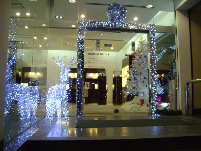 Quà Noel 2013, Qua tặng Giáng Sinh, Cao Cấp, Doc Dao