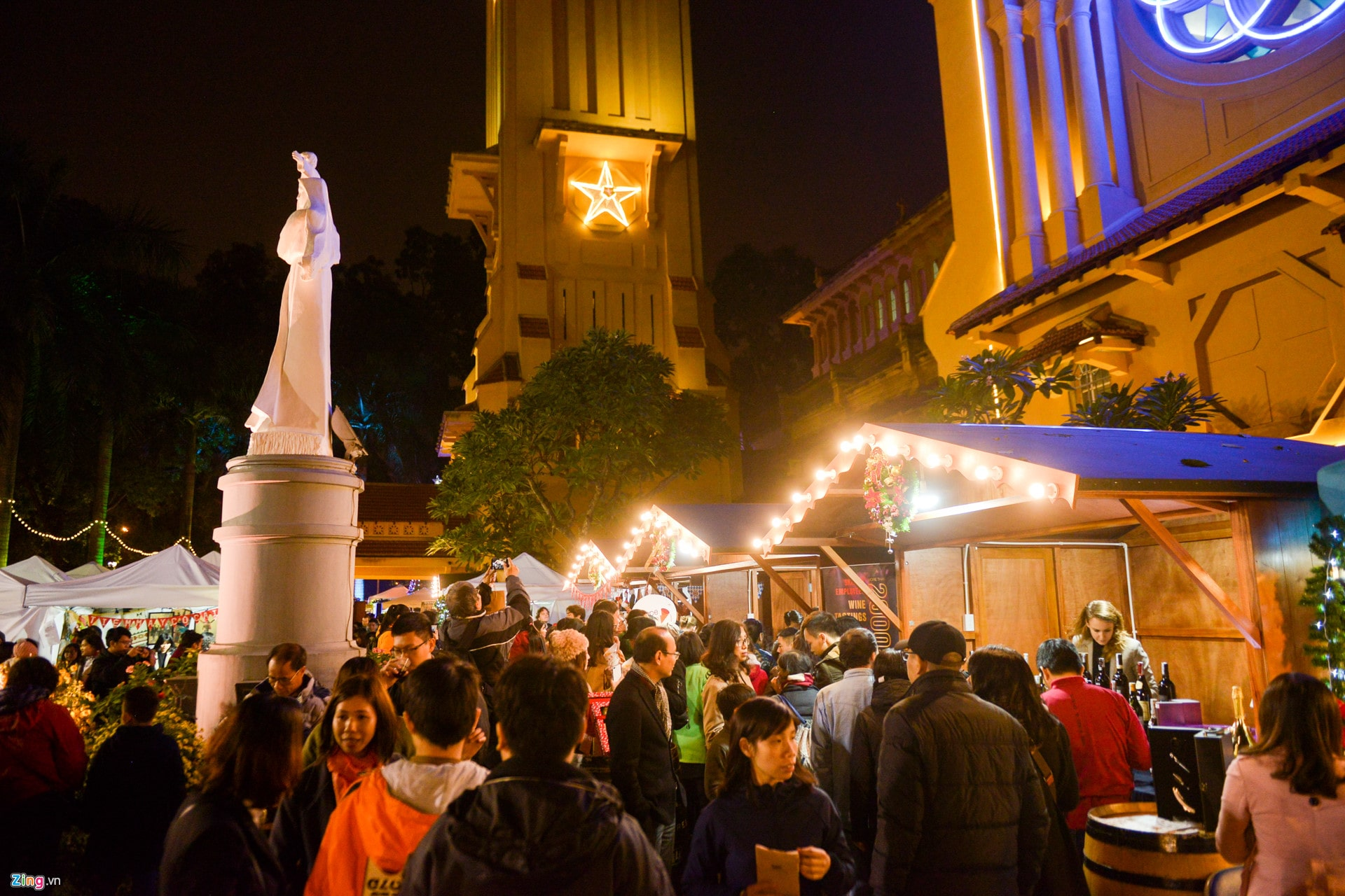 Hội chợ Noel 2013 độc đáo nhất