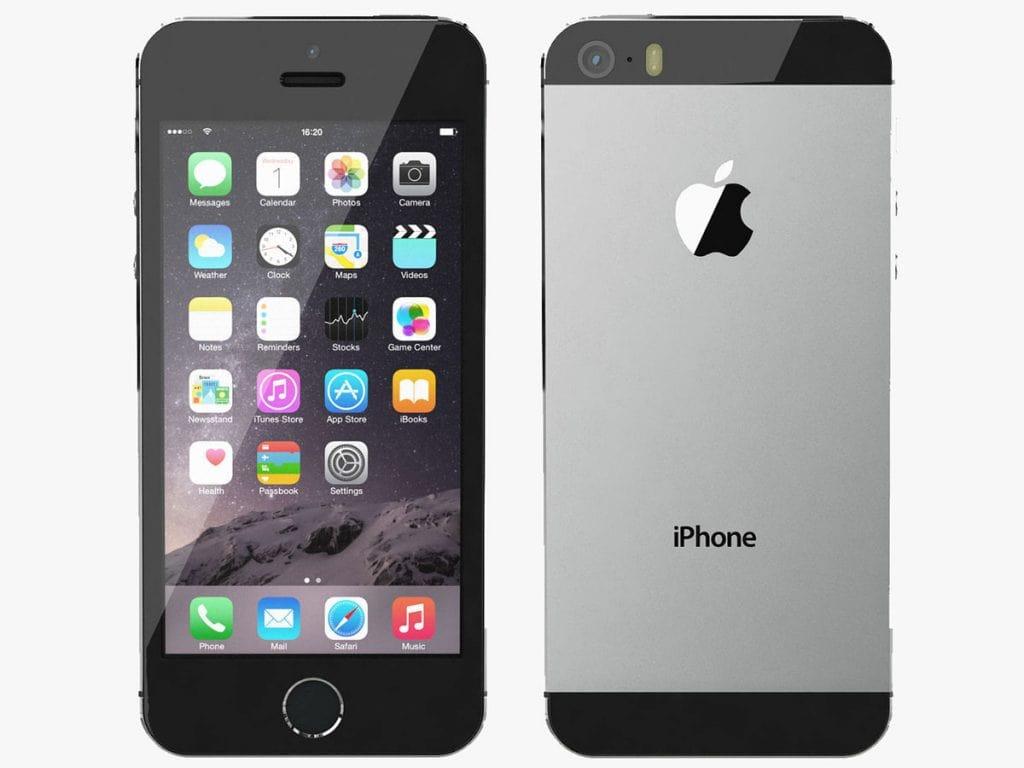 iphone 5S và 5 bán chạy hơn Galaxy 4S