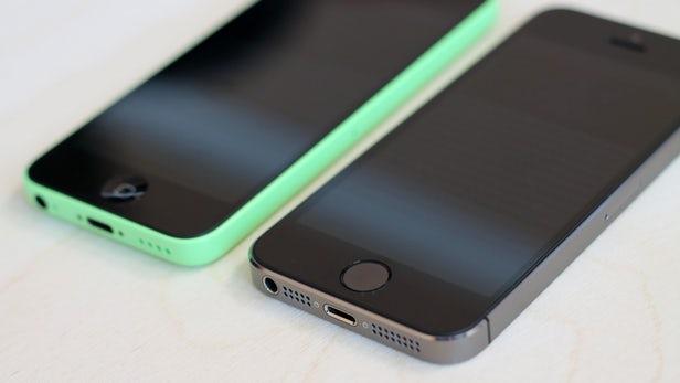 iPhone 5, 5S và iPhone 5Ckhẳng định mình trong thị trường điện thoại