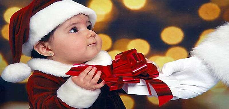 Quà Giáng Sinh độc đáo cho con