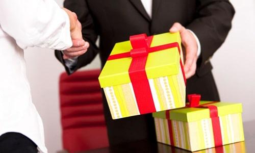 quà tặng Sếp dịp Tết Giáp Ngọ, Quà tết