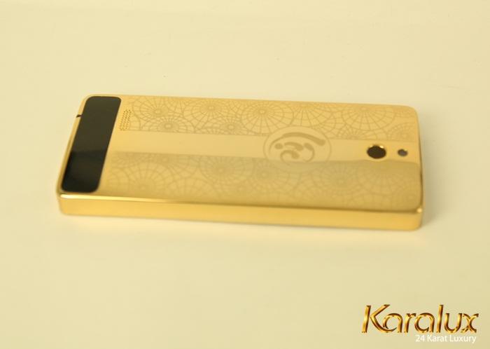 Nokia 515 chạm khắc Phúc Lộc Thọ