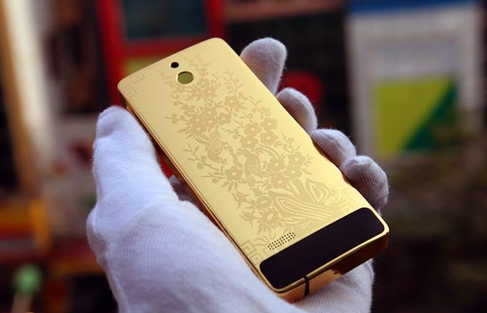 Nokia 515 ma vàng Tùng Trúc Cúc Mai