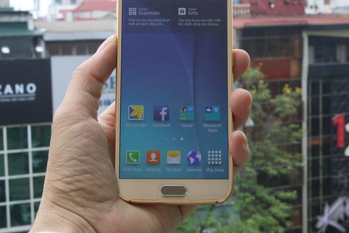 Galaxy S6 và S6 Edge mạ vàng - Made by Vietnamese - 69428