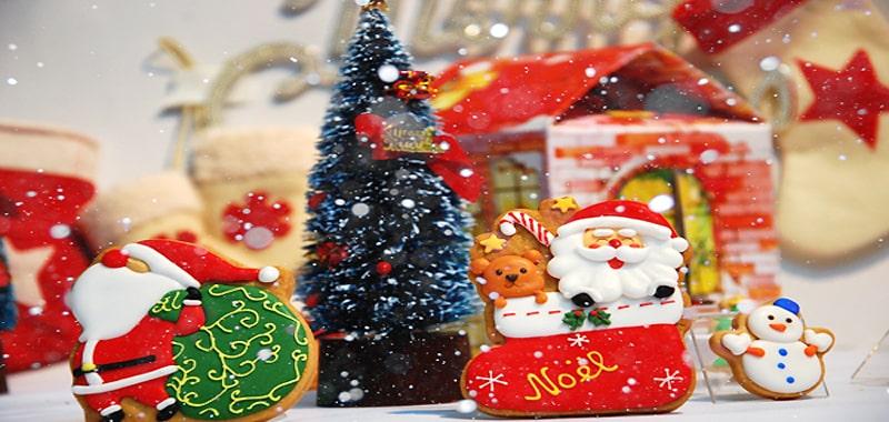 Hội chợ Noel 2013 với nhiều gian hàng, quà tặng độc đáo và cao cấp