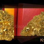 Cóc ngậm tiền vàng đem lại vượng tài 6