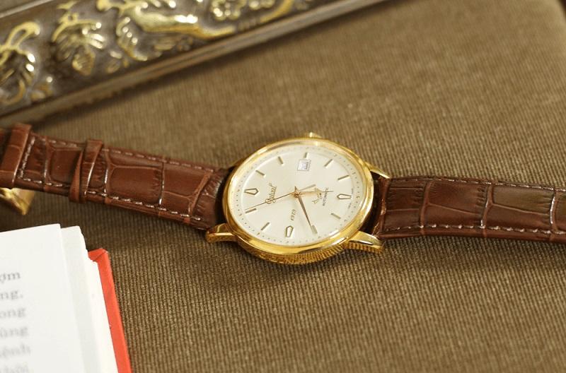 Đồng hồ mạ vàng khẳng định đẳng cấp 2014