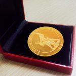 Đồng lộc kim tượng đài Điện Biên Phủ mạ vàng 6