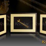 Tranh đôi đũa vàng Karalux 3