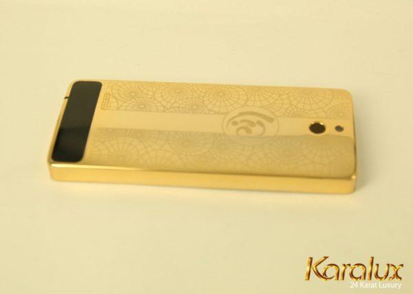 Nokia 515 chạm khắc Phúc Lộc Thọ 1