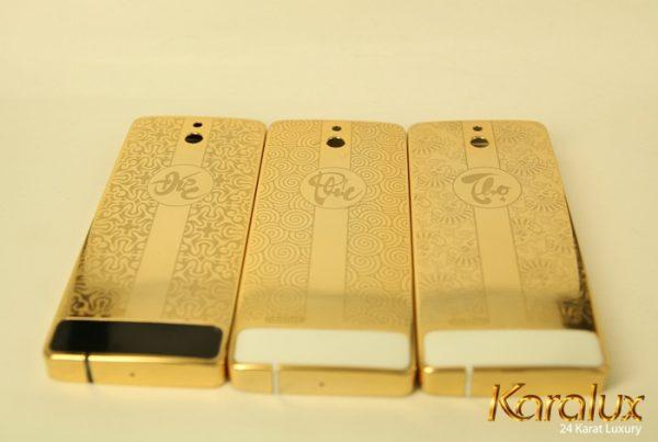 Nokia 515 chạm khắc Phúc Lộc Thọ 4