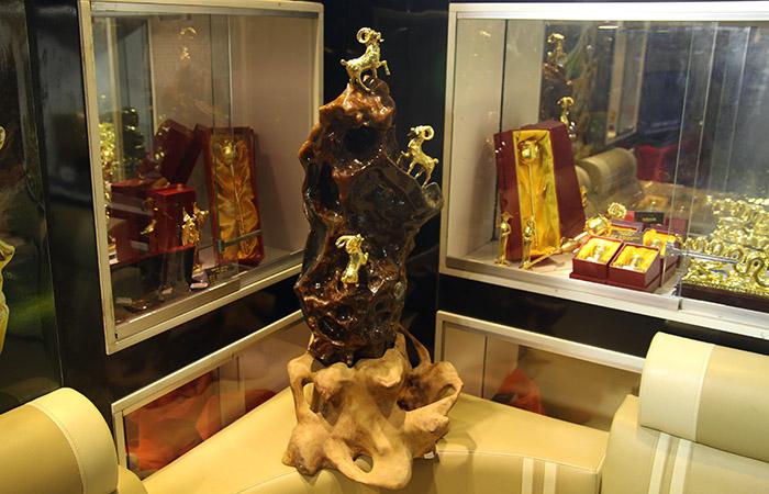 Bộ Tam Dương Khai Thái mạ vàng 9