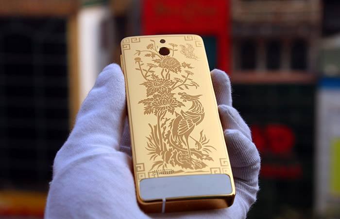 Nokia 515 ma vàng Tùng Trúc Cúc Mai 21