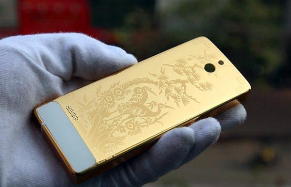 Nokia 515 ma vàng Tùng Trúc Cúc Mai 5