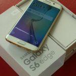Samsung Galaxy S6 và Edge mạ vàng 12