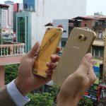 Galaxy S6 đọ dáng cùng iPhone 6