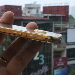 Samsung Galaxy S6 và Edge mạ vàng