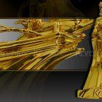 Tượng Thánh Gióng mạ vàng độc đáo 4