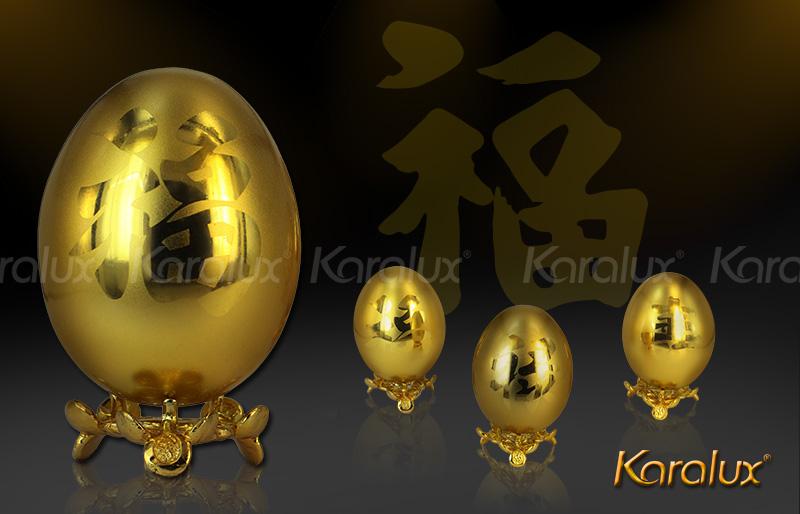 Trứng vàng may mắn nảy lộc - DPT-0002-F3 8