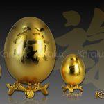 Trứng vàng may mắn nảy lộc - DPT-0002-F3 4