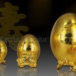 Trứng vàng may mắn nảy lộc - DPT-0002-F3 6