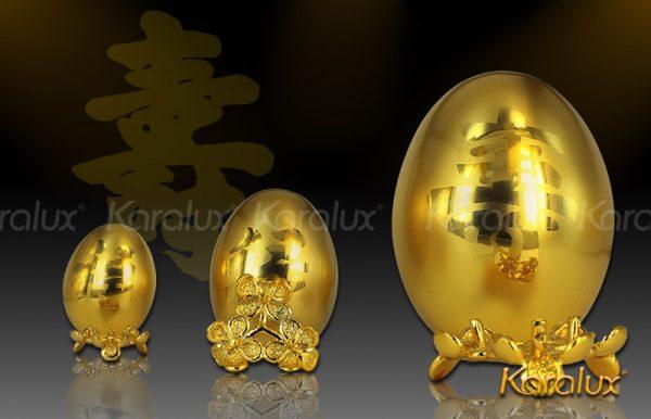Trứng vàng may mắn nảy lộc - DPT-0002-F3 3