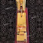 Mô hình tên lửa S-300 mạ vàng - MHK-0018-C25