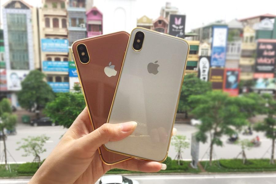 Những chiếc iPhone 8 mạ vàng đầu tiên sẽ thuộc về những khách hàng đặt sớm nhất