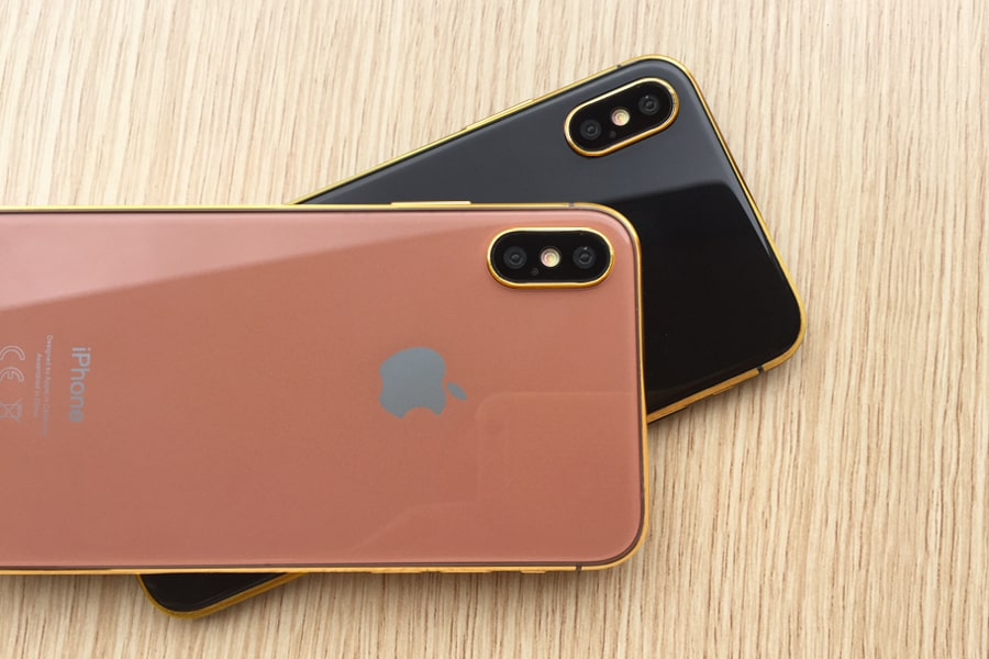 iPhone 8có kích thước lớn hơn và màn hình rộng hơn đáng kể so với phiên bản iPhone 7