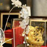 Hoa lan mạ vàng Phú Quý (5 bông) 6