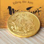 Đồng Lộc Kim Vàng năm Mậu Tuất 9