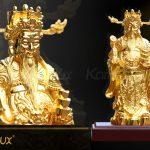 Tượng thần tài mạ vàng 6