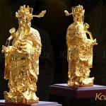 Tượng thần tài mạ vàng 8