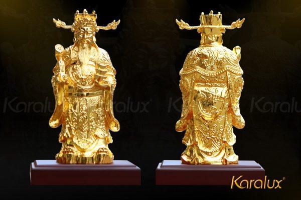 Tượng thần tài mạ vàng 4