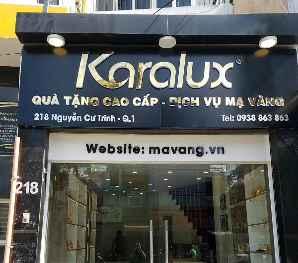 Karalux khai trương thêm showroom tại TP. Hồ Chí Minh