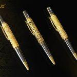 Bút ký cao cấp mạ vàng Karalux 9