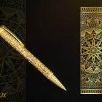 Bút ký cao cấp mạ vàng Karalux 13