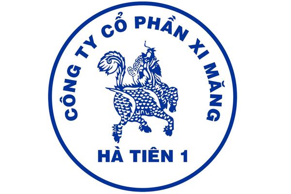 Logo công ty Xi Măng Hà Tiên