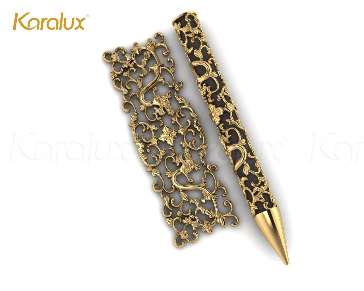 Mẫu thiết kế demo được đội ngũ thiết kế Karalux thực hiện trước khi sản xuất